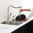 E562-CP смеситель для кухни MALLECO с вытяжным изливом (хром) Jacob Delafon