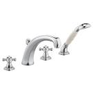 Kludi 515240520 смеситель ADLON для ванны/душа (хром)