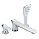 Kludi 534470575 смеситель AMBIENTA для ванны и душа (хром)