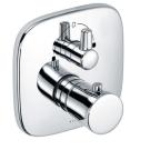 Kludi 538300575 термостат AMBIENTA для ванны и душа (хром)