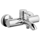 Kludi 386910576 смеситель BOZZ для ванны/душа (хром)
