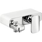 Kludi 564459140 смеситель ESPRIT для ванны/душа (хром/белый)