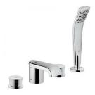 Kludi 55424H705 смеситель JOOP ванна/душ (хром/хр.зел)
