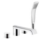 Kludi 554250505 смеситель JOOP ванна/душ (хром)