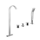 Kludi 555900505 смеситель JOOP ванна/душ (хром)