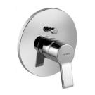Kludi 387570575 смеситель O-CEAN для ванны/душа (хром)