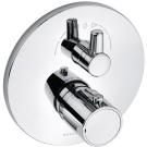 Kludi 388300545 термостат O-CEAN/ZENTA для ванны/душ (хром)