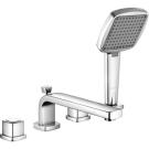 Kludi 504240542 смеситель Q-BEO для ванны и душа (хром)