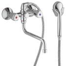 Kludi 251230515 смеситель STANDART ванна/душ