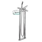 Kludi 575900530 смеситель NEW WAVES ванна/душ (хром)