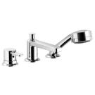 Kludi 384460575 смеситель ZENTA для ванны/душа (хром)