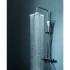 Kludi 6709505-00 душевая система DUAL с термостатом