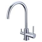 Смесители для кухни под фильтр для воды KorDi 3108-L045