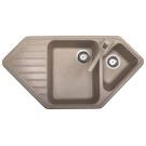 Врезная мойка Unigran ES E-04 495х965/180/130