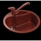 GranFest Кухонная мойка GF-R510K (F-08К)
