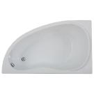 BAS Алегра 150х90 Ванна акриловая асимметричная (Alegrа) левая
