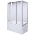 Шторка для ванны Лима (пластик Вотер) BAS 70 см