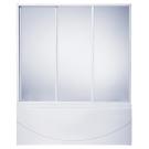 Шторка для ванны Кэмерон (пластик Вотер) BAS 120 см