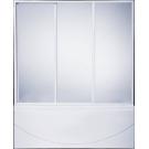 Шторка для ванны Ямайка (стекло Грэйп) BAS 180 см