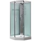 Appollo Душевая кабина TS-6032 95x95x210 прозрачное стекло