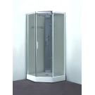 Appollo  Душевая кабина TS-6032 95x95x210 тонированное стекло