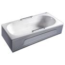 Appollo TS-1502Q Ванна без гидромассажа 1500х750х420 мм