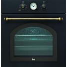 Электрический духовой шкаф в стиле кантри Teka HR 750 ANTHRACITE B