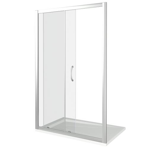 Bas Душевая дверь LATTE WTW-120-C-WE
