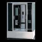 Душевая кабина CS-8712 120x80x215 Loranto