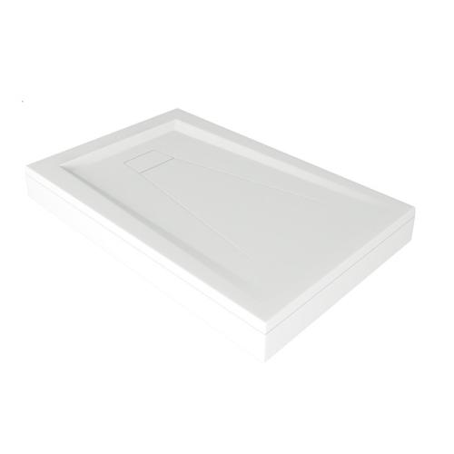 Bas Поддон Атриум 1200х900 без слива, экрана, установочного комплекта