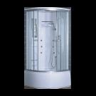 Душевая кабина CS-002 (8082) 100x100x220 Loranto