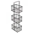 FX-851 Полка прямоугольная трехэтажная Fixsen