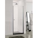 AZARIO ALBERTA 6211 Распашная дверь 900х1900 профиль серебро стекло прозрачное 6 мм с покрытием Easy clean