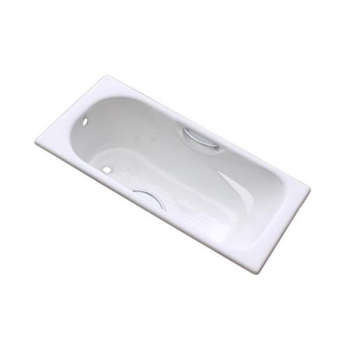 Goldman Maxima 200x85x46 ванна чугунная с ножками и ручками