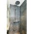 6392U-11 Смеситель с верхним душем rain shower 3V Oras термостат