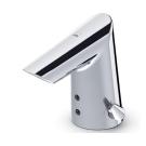 1724F ORAS OPTIMA Бесконтактный смеситель для умывальника с рукояткой регулировки температуры