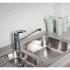 1035 Safira Смеситель для кухни с клапаном для посудомоечной машины