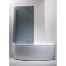 BALTECO Душевая стенка для ванны Rhea 150