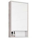 Зеркало-шкаф Рико 50 Белый/Ясень фабрик 1A212302RIB90 Акватон