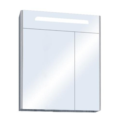 Зеркало-шкаф Сильва 60 Дуб Фьорд 1A216202SIW60 Акватон