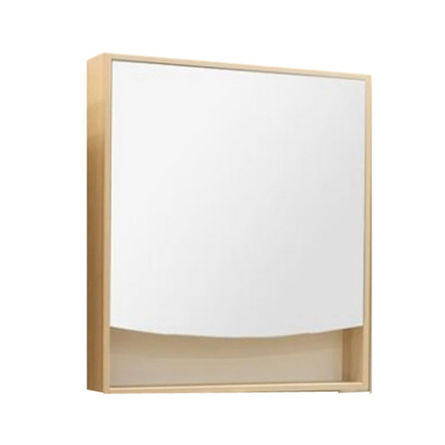 Зеркало-шкаф Инфинити 76 ясень коимбра 1A192102IFSC0 Акватон