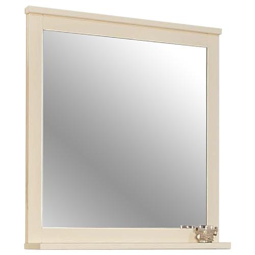 Зеркало Леон 80 Дуб бежевый 1A186402LBPR0 Акватон