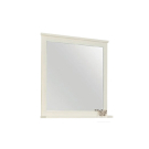 Зеркало Леон 80 Дуб белый 1A186402LBPS0 Акватон
