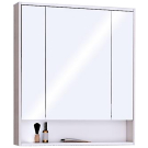 Зеркало-шкаф Рико 80 Белый/Ясень фабрик 1A215302RIB90 Акватон
