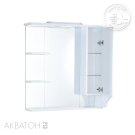 Зеркало-шкаф Элен 85 1A218802EN010 Акватон
