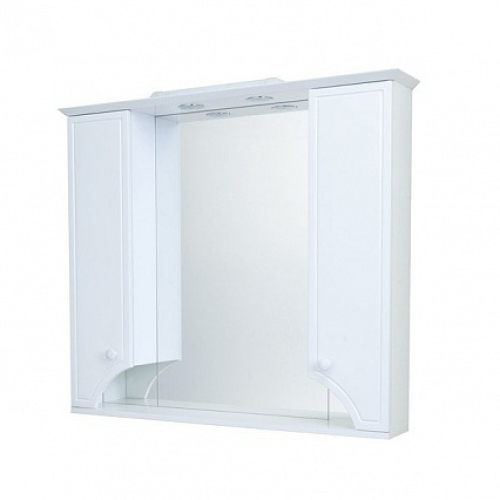 Зеркало-шкаф Элен 95 1A218602EN010 Акватон