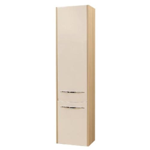 Шкаф-колонна подвесная Инфинити левая ясень коимбра 1A192303IFSCL Акватон