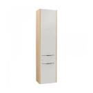 Шкаф-колонна подвесная Инфинити правая ясень коимбра 1A192303IFSCR Акватон
