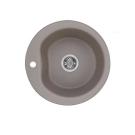 Мойка кухонная Мида серый шелк 1A712732MD250 Акватон