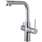 Lemark Комфорт Смеситель для кухни с подключением к фильтру питьевой воды хром Чехия LM3060C